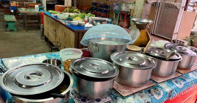 ร้านขนมจีน นางลาด หลาโพธิ์หลอง