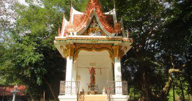 ศาลหลักเมือง ชัยบุรี