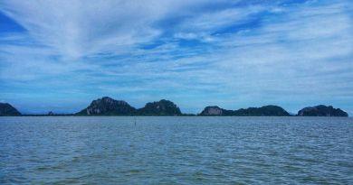 หมู่เกาะสี่เกาะห้า @ ปากพะยูน พัทลุง
