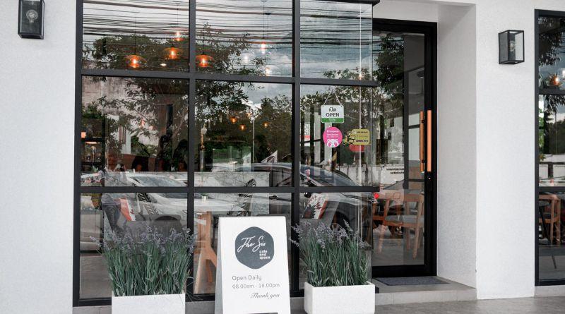 ร้านกาแฟ เดอะ ซิส คาเฟ่