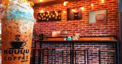 ร้านกาแฟ หยบมุม @ บางแก้ว พัทลุง